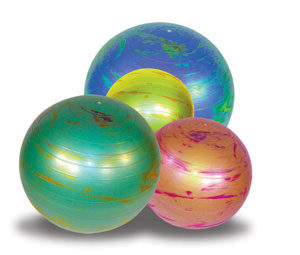Cando® Deluxe Anti-burst Inflatable Ball