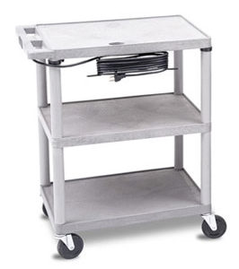 Gray Utility Cart