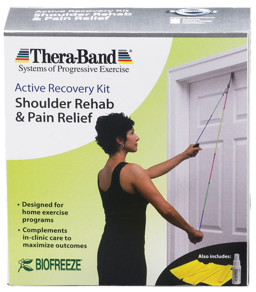 TheraBand Professional Rehab Kits