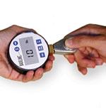 100 lb. ER digital LCD Hydraulic Pinch Gauge
