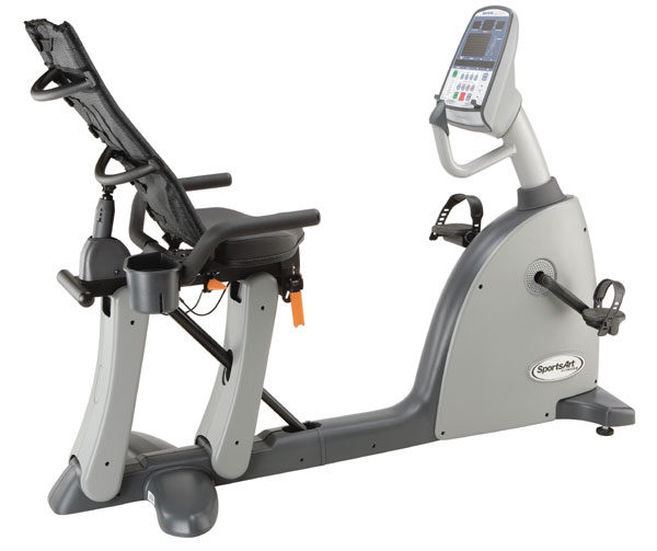 SportsArt C520R Recumbent Cycle