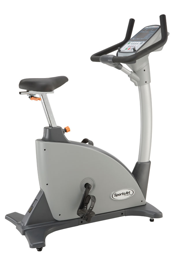 SportsArt C52U Upright Cycle