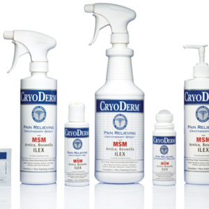 CryoDerm Cryotherapy - Various Sizes
