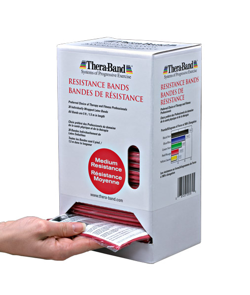 TheraBand Dispenser Pack