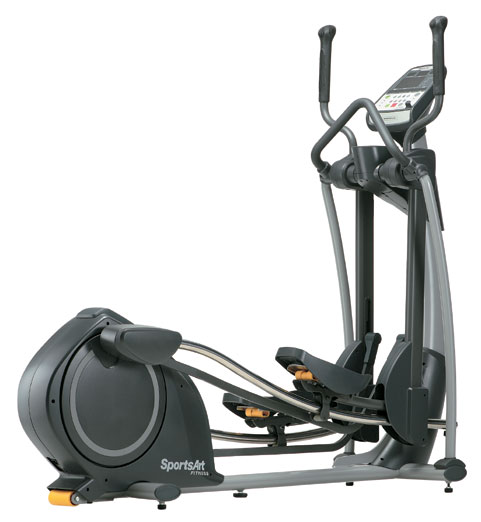SportsArt E821 Elliptical