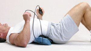 Posture Pump® Elliptical Back Rocker™ Model 2000