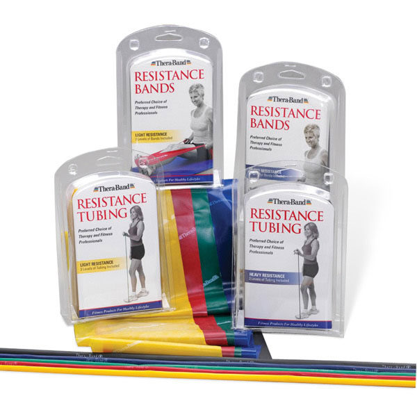 TheraBand Professional Resistance Tubing Kits